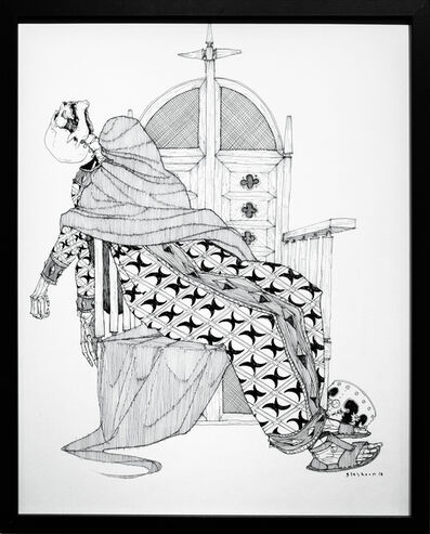 Kate Glasheen, 'Dead King 12 [16th Century English Lord]', 2018