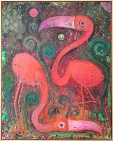 Anders Brinch, 'Club Flamingo', 2019