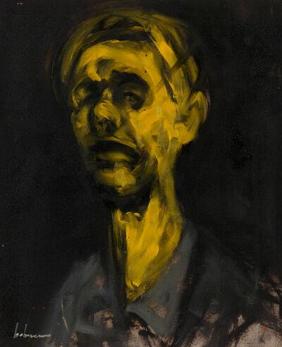 Michele Bubacco, 'Autoritratto Giallo', 2010