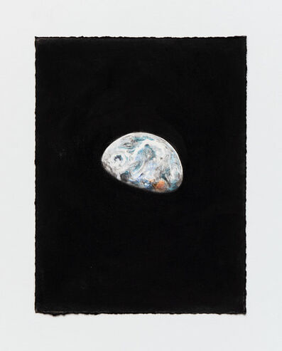Rob Reynolds, 'Whole Earth Drawing (Earthrise)', 2020