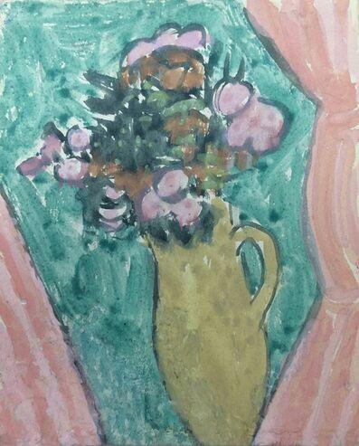 Gwen John, 'Still Life of Flowers at a Window', 1928