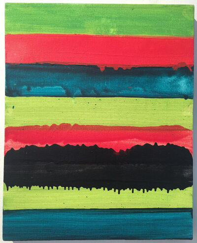 Mary Heilmann, 'Sunset Serape', 2002