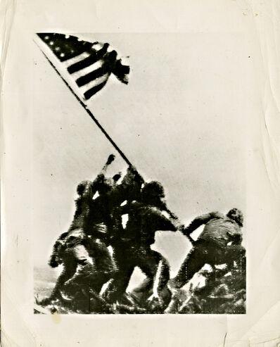 Joe Rosenthal, 'Raising the Flag on Iwo Jima', 1945