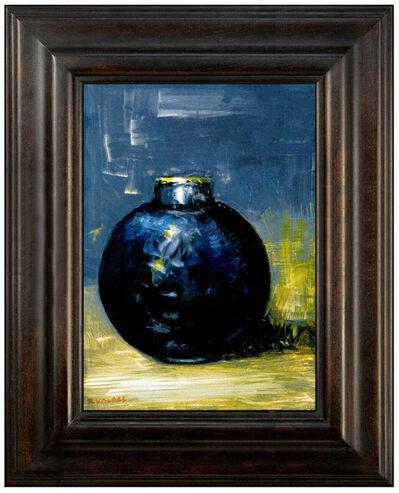 Robert Valdes, 'Cobalt Vase', 2003