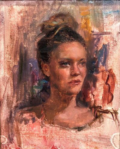 Natalia Fabia, 'Jess Study', 2018