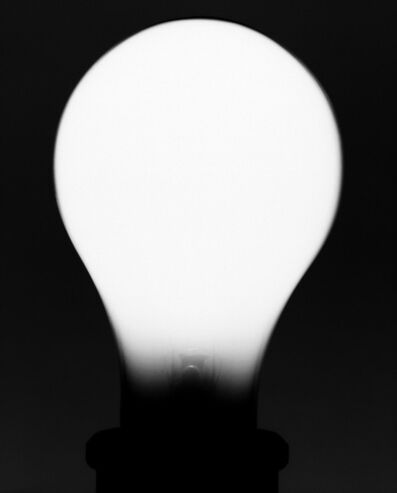 Amanda Means, 'Light Bulb 20CP', 2001