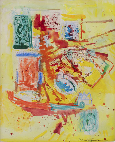 Hans Hofmann, 'Untitled', 1944