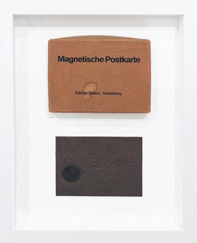 Joseph Beuys, 'Magnetischer Abfall', 1975
