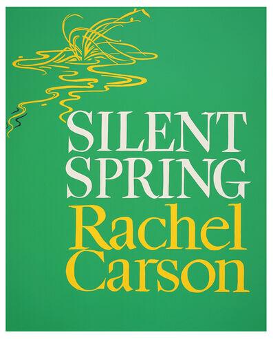 Gavin Lynch, '1962 (Silent Spring Rachel Carson)', 2020