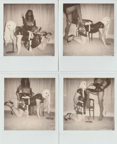 "Kat Toronto (Miss Meatface), 'Polaroid Group #3: ""In Training""', 2017"