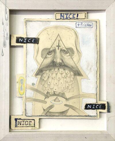 Nic Rad, 'Nice Fricker', 2015