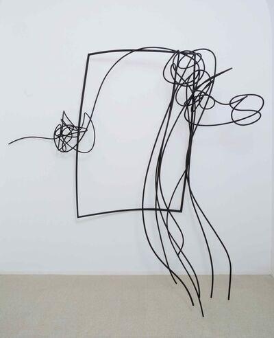 Roberto Almagno, 'col guinzaglio tra le dita', 2015