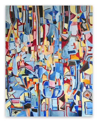 Jeremie Iordanoff, 'Untitled 248 (Abstract painting)', 2004