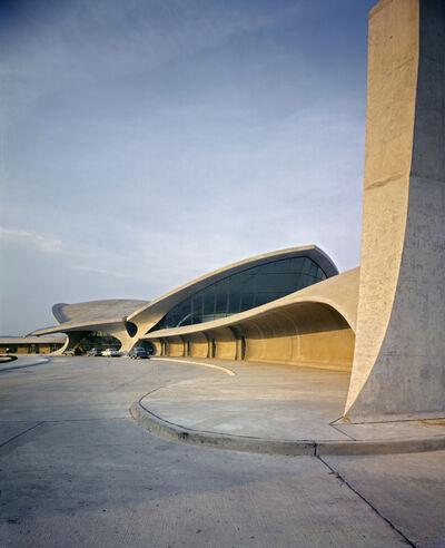 Ezra Stoller, 'TWA Terminal at Idlewild (now JFK) Airport, Eero Saarinen, New York, NY', 1962
