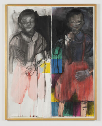 Jim Dine, 'Two Brothers From Collodi', 2011