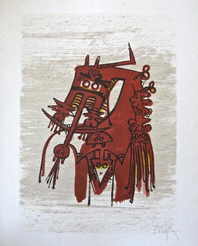 Wifredo Lam, 'Sans titre II', 1977