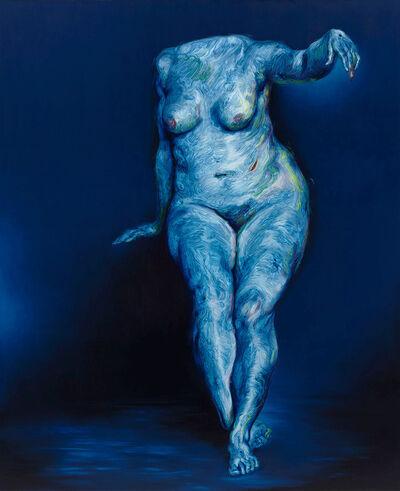 Glenn Brown, 'Die Mutter des Künstlers', 2016