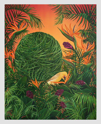 Allison Green, 'Burden of paradise', 2017
