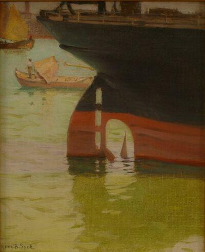 Henry Snell, 'Venice, Zattere', ca. 1900