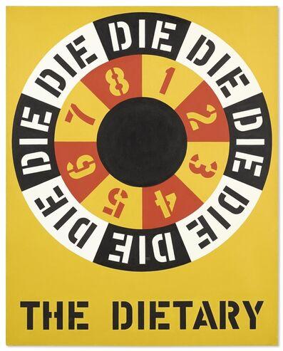 Robert Indiana, 'The Dietary', 1962