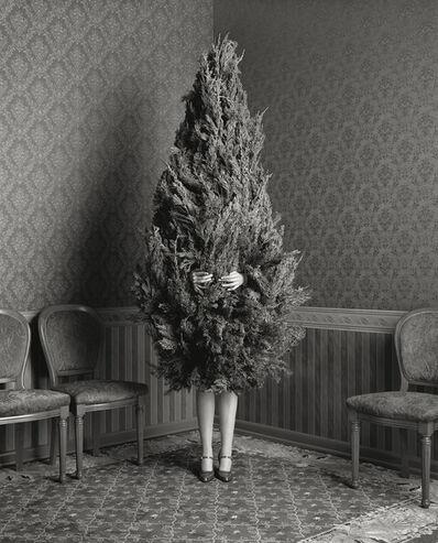 Geof Kern, 'woman as a tree', 1996
