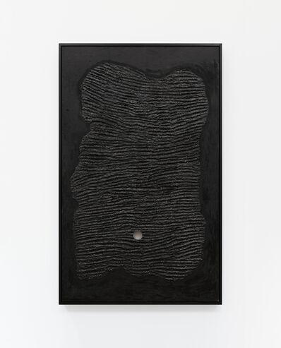 Trulee Hall, 'Amorphous Orifice (In Black)', 2018