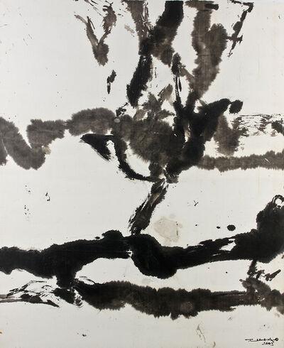 Zao Wou-Ki 趙無極, 'Untitled', 2003