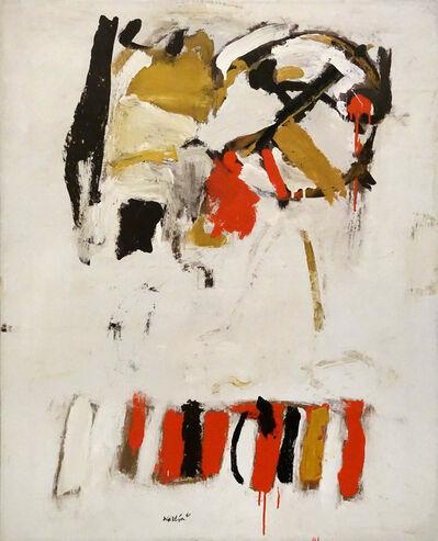 Antonio Scordia, 'Insegna', 1961