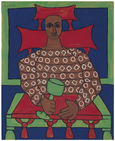 Cundo Bermúdez, 'The Goblet', 1944