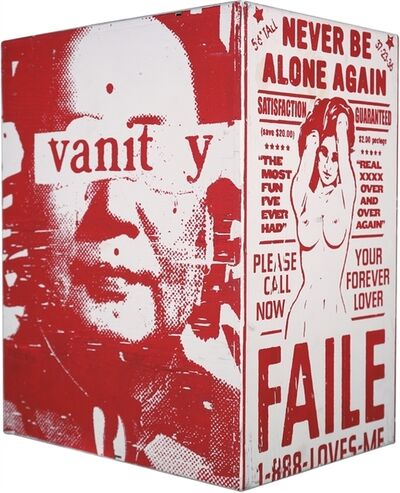 FAILE, 'NYC 68', 2007