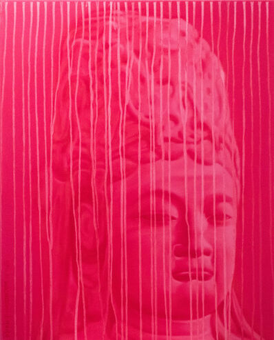Feng Zhengjie 俸正杰, 'Carved Stone Status', 2020