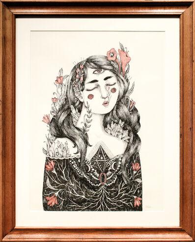 Jennifer Parks, 'Heart Song', 2016