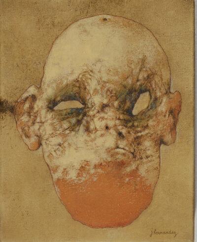 """José Hernández, '""""Máscara velada I""""', 2008"""