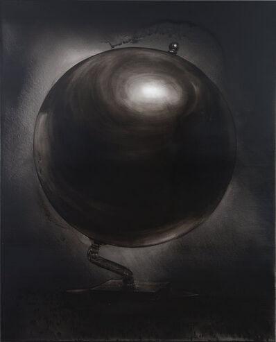 Chao Lu, 'Black Ball', 2019