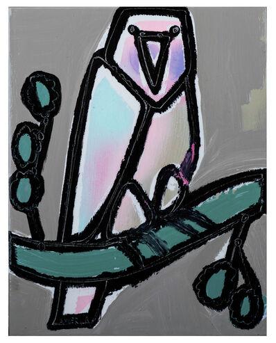 America Martin, 'The Pastel Parrot',