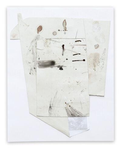 Harald Kröner, 'K2002 (Abstract work on paper)', 2020