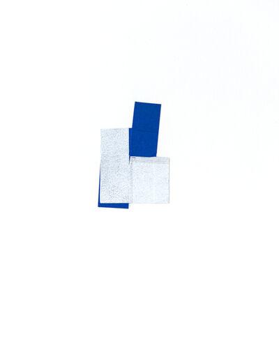 Jill Baroff, 'Folded Drawing (b&w0506)', 2016
