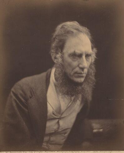 Julia Margaret Cameron, 'Joseph D. Hooker', 1868
