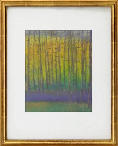 Wolf Kahn, 'Yosemite Pines', 1993