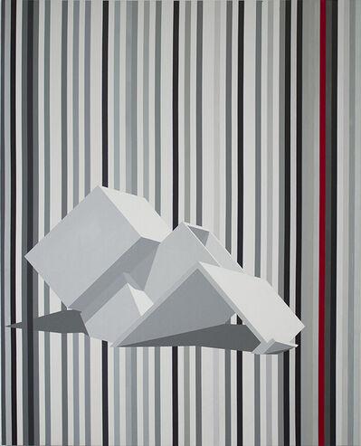 Alberto Lezaca, 'La densidad del reflejo', 2015