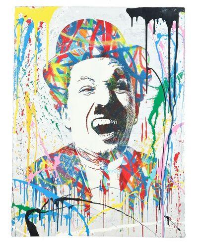 Mr. Brainwash, 'Charlie', 2015