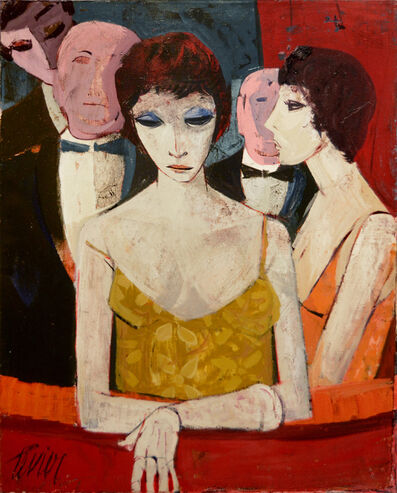 Charles Levier, 'La Loge, ca. 1970', ca. 1970
