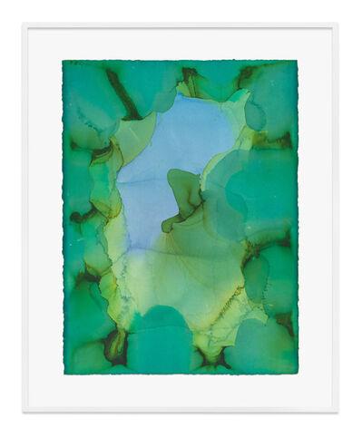 Jason Martin, 'Untitled (Pale green)', 2020