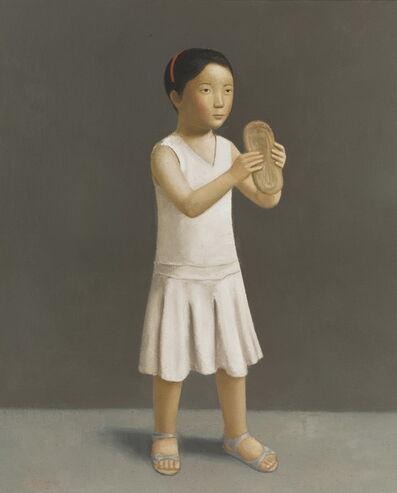 Duan Jianwei 段建伟, 'Deep Fried Dough Cake', 2014