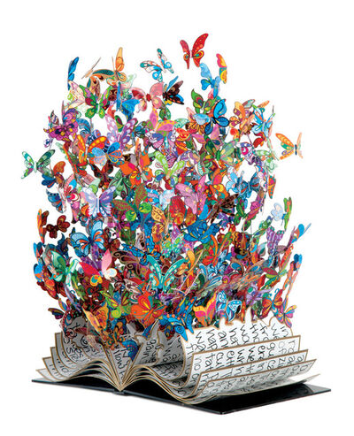 David Kracov, 'Book Of Life', 2015