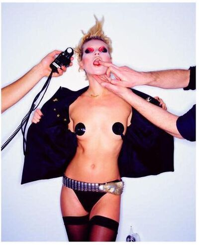 Mick Rock, 'Kate Moss, New York ', 2002