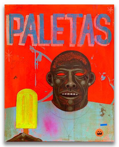 Carlos Ramirez (b. 1967), 'Paletas', 2019