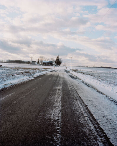 Gregory Halpern, 'Road in Snow', 2005-2018
