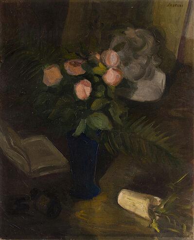 Angelo Savelli, 'Flower pot'