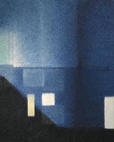 John McDevitt King, 'Right Blue Light', 2019